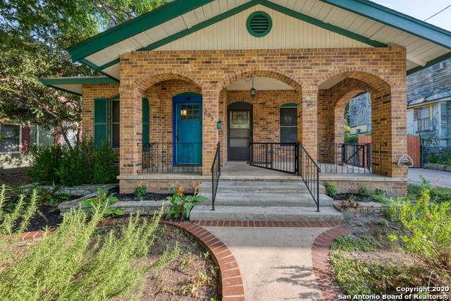 205 Berkshire, San Antonio, TX 78210 (MLS #1474300) :: Exquisite Properties, LLC
