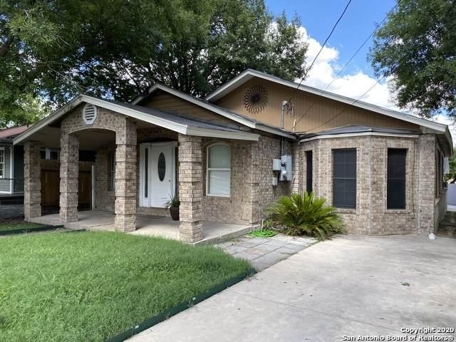 1802 N Hamilton St, San Antonio, TX 78201 (MLS #1474356) :: Exquisite Properties, LLC
