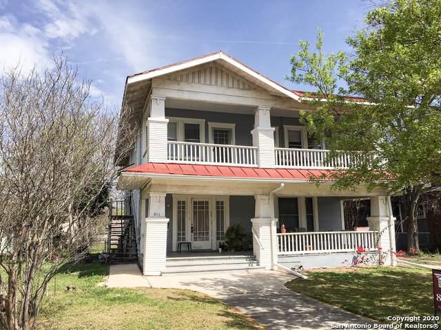 511 E Locust St, San Antonio, TX 78212 (MLS #1474397) :: Exquisite Properties, LLC