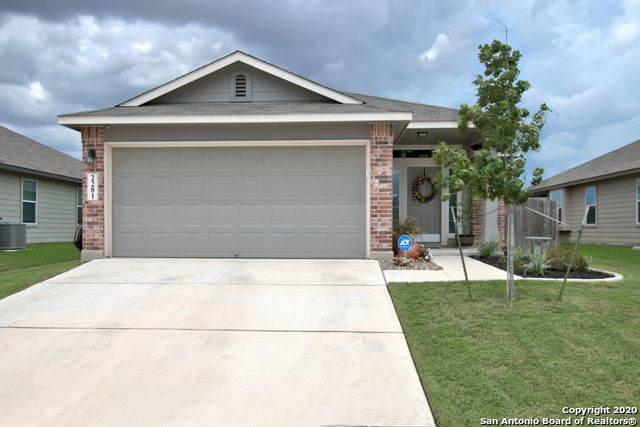 2281 Falcon Way, New Braunfels, TX 78130 (MLS #1474467) :: The Real Estate Jesus Team
