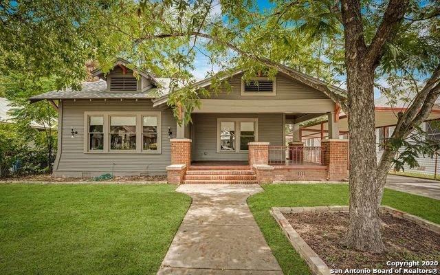 143 Glenwood Ct, San Antonio, TX 78210 (MLS #1474497) :: Exquisite Properties, LLC