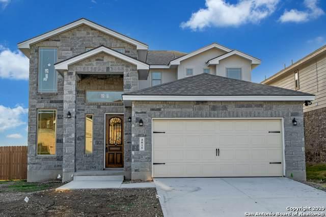 4815 Blue Jasmine, San Antonio, TX 78245 (MLS #1474515) :: Alexis Weigand Real Estate Group