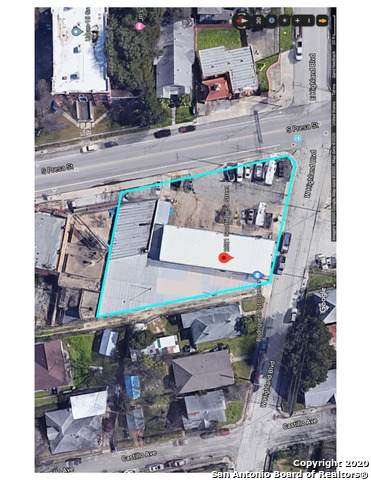 2521 S Presa St, San Antonio, TX 78210 (#1474530) :: The Perry Henderson Group at Berkshire Hathaway Texas Realty