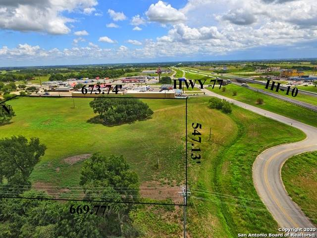 211 W I-10 Frontage Rd, Schulenburg, TX 78956 (MLS #1474533) :: The Real Estate Jesus Team