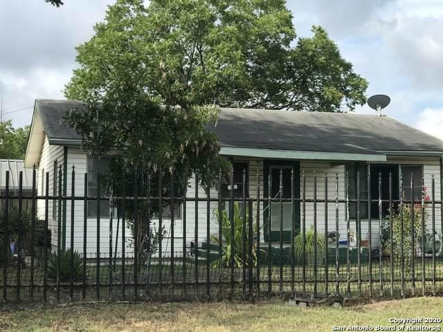 4218 W Salinas St, San Antonio, TX 78207 (MLS #1474590) :: Alexis Weigand Real Estate Group
