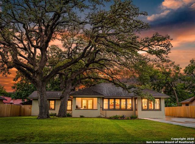 505 Elm St, Kerrville, TX 78028 (MLS #1474604) :: Alexis Weigand Real Estate Group