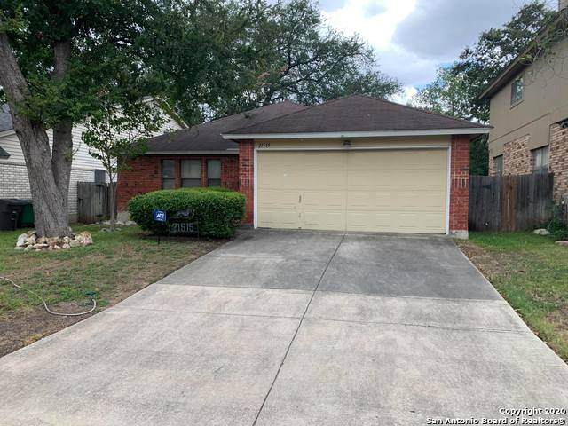 21515 Tenore, San Antonio, TX 78259 (MLS #1474609) :: Alexis Weigand Real Estate Group