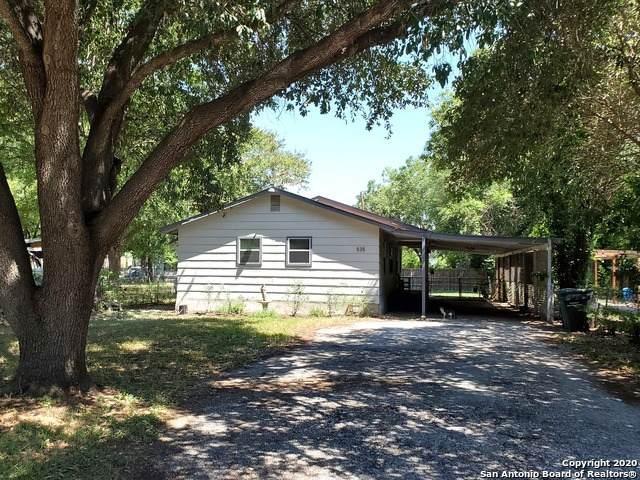 535 Sims Ave, San Antonio, TX 78225 (MLS #1474622) :: Berkshire Hathaway HomeServices Don Johnson, REALTORS®