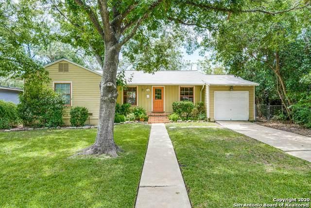 306 Brees Blvd, San Antonio, TX 78209 (MLS #1474669) :: The Mullen Group | RE/MAX Access