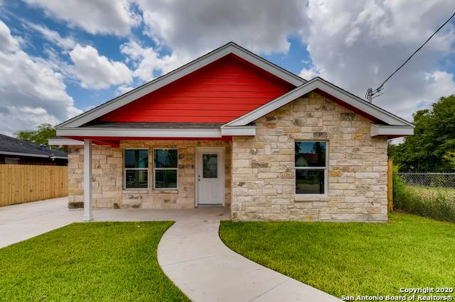 1502 San Rafael St, San Antonio, TX 78214 (MLS #1474795) :: The Castillo Group