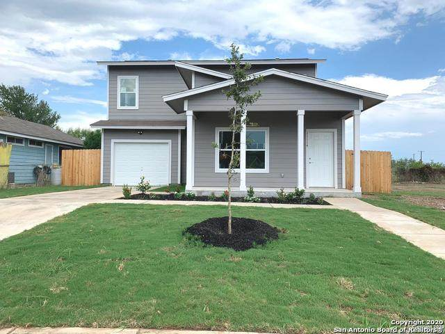 11114 Gaylord Dr, San Antonio, TX 78224 (MLS #1474842) :: The Glover Homes & Land Group
