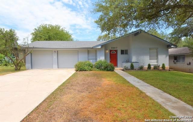 3607 Sugarhill Dr, San Antonio, TX 78230 (MLS #1474857) :: The Real Estate Jesus Team