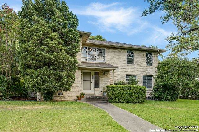339 Lamont Ave, San Antonio, TX 78209 (MLS #1474864) :: Carter Fine Homes - Keller Williams Heritage