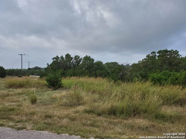 CORNER OF N John Bird & W. Alex Jordan, Blanco, TX 78606 (MLS #1474865) :: The Glover Homes & Land Group