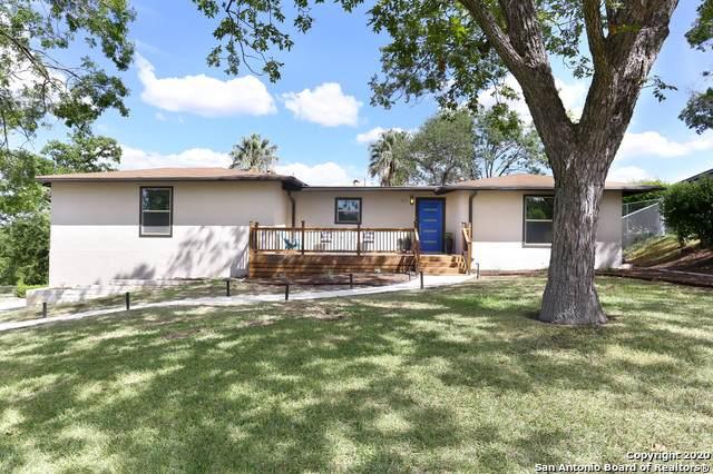 430 E Hathaway Dr, San Antonio, TX 78209 (MLS #1474901) :: BHGRE HomeCity San Antonio