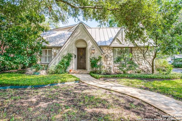 127 Rosemary Ave, Alamo Heights, TX 78209 (MLS #1474975) :: The Castillo Group