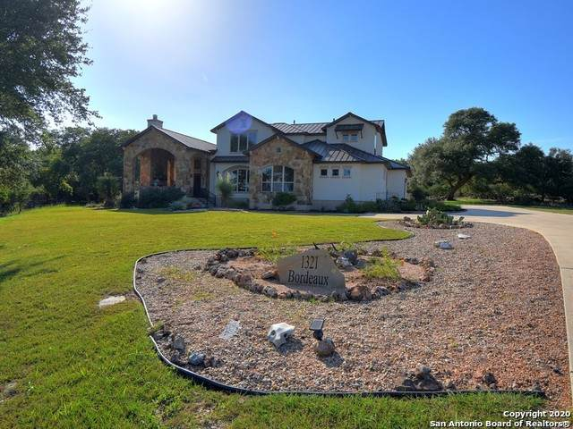 1321 Bordeaux Ln, New Braunfels, TX 78132 (MLS #1475038) :: The Mullen Group | RE/MAX Access