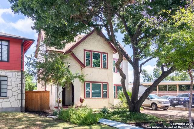 1547 W Agarita Ave, San Antonio, TX 78201 (MLS #1475051) :: BHGRE HomeCity San Antonio