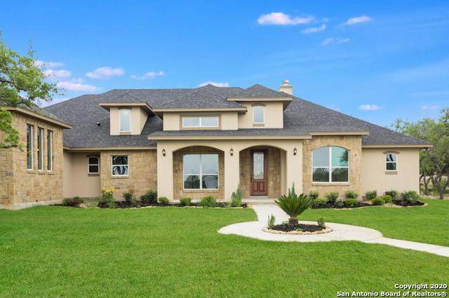 1010 Escada, Spring Branch, TX 78070 (MLS #1475117) :: Carolina Garcia Real Estate Group