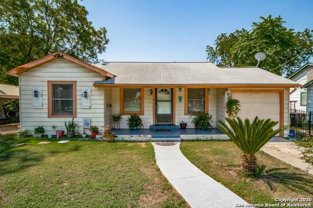 2320 Lee Hall, San Antonio, TX 78201 (MLS #1475123) :: The Gradiz Group