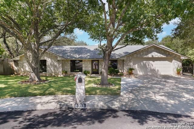 8303 Heraldry St, San Antonio, TX 78254 (MLS #1475141) :: The Lopez Group