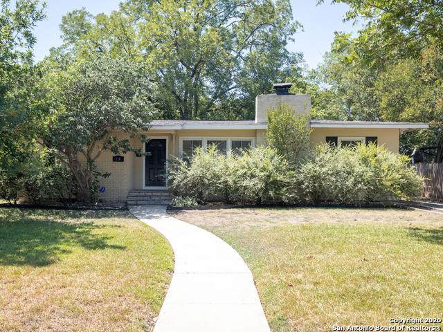 114 Larkwood Dr, San Antonio, TX 78209 (MLS #1475145) :: Alexis Weigand Real Estate Group