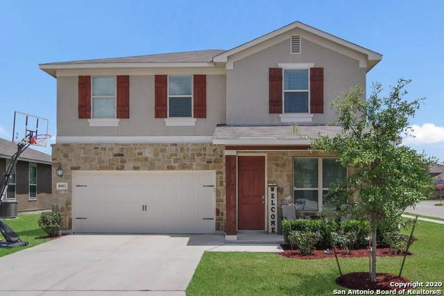 8002 Mahala Bluff, San Antonio, TX 78254 (MLS #1475146) :: The Lopez Group