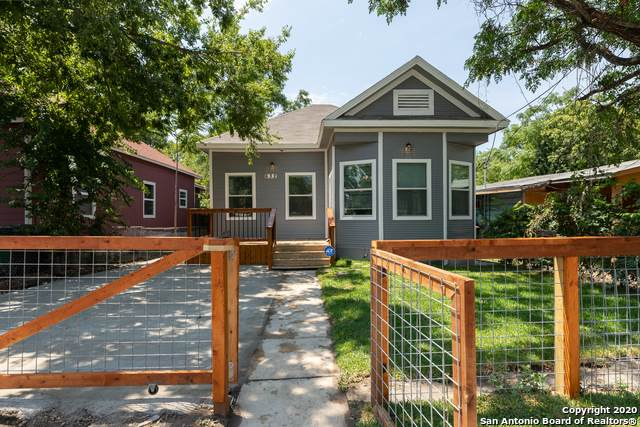632 Porter St, San Antonio, TX 78210 (MLS #1475155) :: The Lugo Group