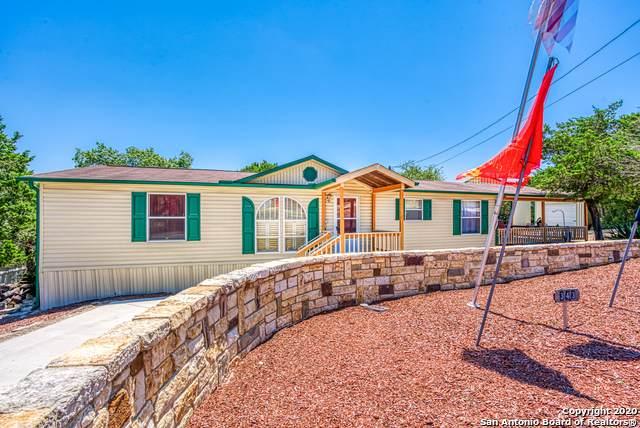343 Sir Winston Dr, Canyon Lake, TX 78133 (MLS #1475181) :: The Lopez Group