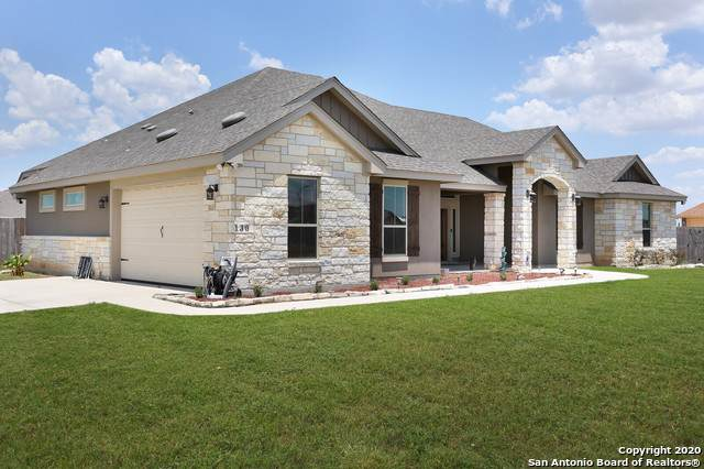 130 St Clare Woods, Marion, TX 78124 (MLS #1475185) :: The Heyl Group at Keller Williams