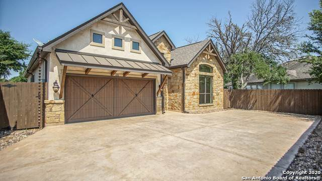 1126 Gruene Rd, New Braunfels, TX 78130 (MLS #1475208) :: The Heyl Group at Keller Williams