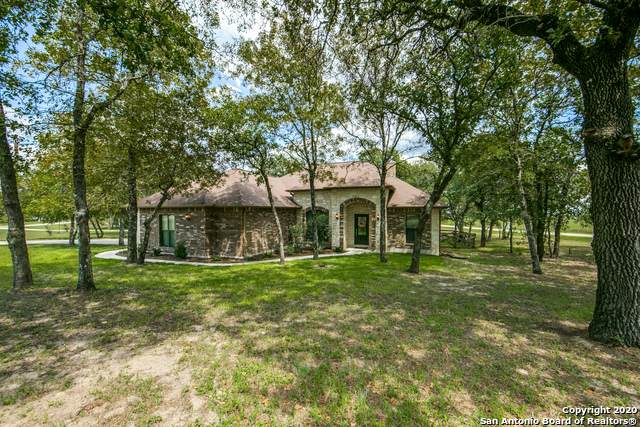 131 Wild Stallion Dr, La Vernia, TX 78121 (#1475244) :: The Perry Henderson Group at Berkshire Hathaway Texas Realty
