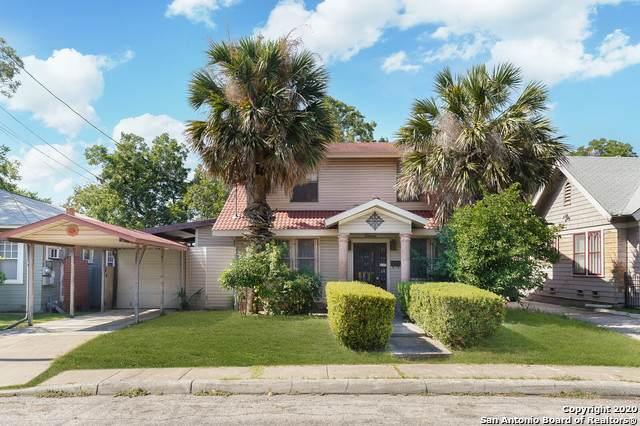 502 E Myrtle St, San Antonio, TX 78212 (MLS #1475299) :: Exquisite Properties, LLC