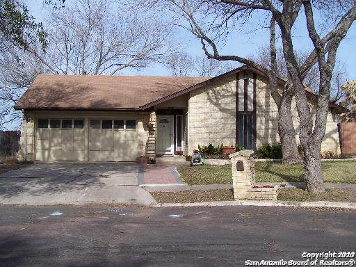 6231 Walking Gait Dr, San Antonio, TX 78240 (MLS #1475338) :: 2Halls Property Team | Berkshire Hathaway HomeServices PenFed Realty