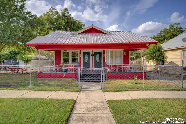1103 Hays St, San Antonio, TX 78202 (#1475367) :: The Perry Henderson Group at Berkshire Hathaway Texas Realty