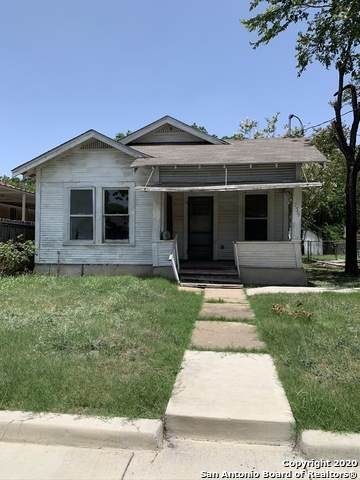 239 Porter St, San Antonio, TX 78210 (#1475369) :: The Perry Henderson Group at Berkshire Hathaway Texas Realty