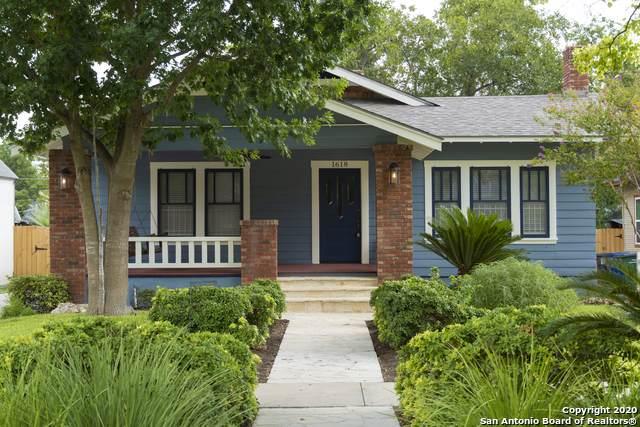 1618 W Mistletoe Ave, San Antonio, TX 78201 (#1475409) :: The Perry Henderson Group at Berkshire Hathaway Texas Realty