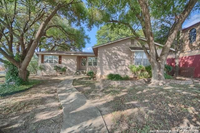 1647 Larkspur, San Antonio, TX 78213 (MLS #1475415) :: Reyes Signature Properties