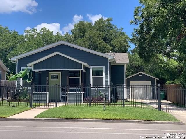 607 E Mistletoe Ave, San Antonio, TX 78212 (MLS #1475502) :: The Heyl Group at Keller Williams