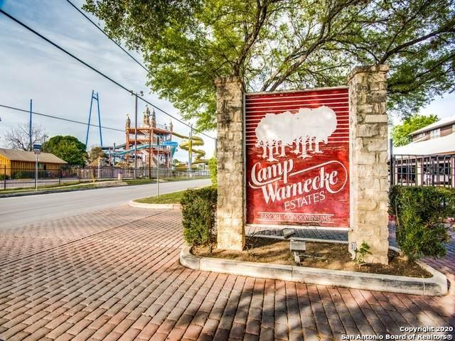 371 W Lincoln St B101, New Braunfels, TX 78130 (MLS #1475507) :: Reyes Signature Properties