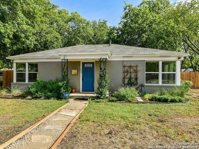503 Sutton Dr, San Antonio, TX 78228 (MLS #1475535) :: Alexis Weigand Real Estate Group
