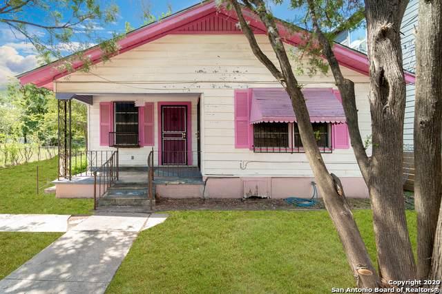 1842 E Crockett St, San Antonio, TX 78202 (MLS #1475589) :: The Castillo Group