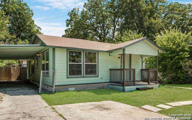 223 Bank, San Antonio, TX 78204 (MLS #1475623) :: The Lugo Group