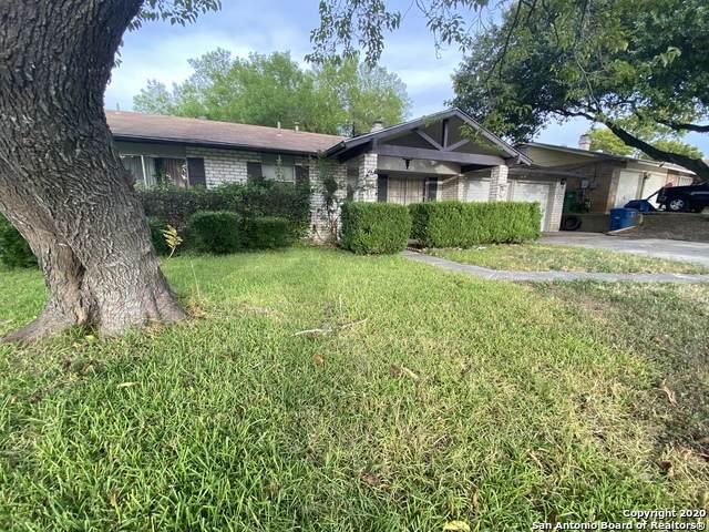 2422 Townbreeze St, San Antonio, TX 78238 (MLS #1475629) :: The Gradiz Group