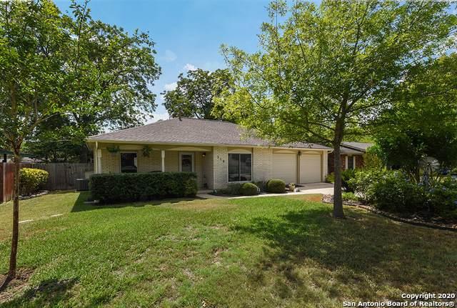318 Shin Oak Dr, Live Oak, TX 78233 (MLS #1475650) :: The Heyl Group at Keller Williams