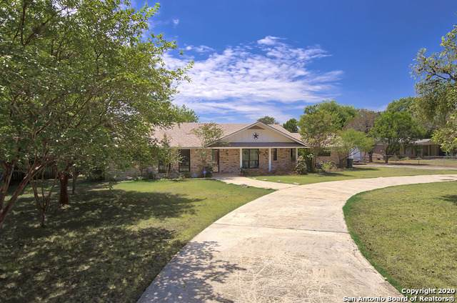 1229 Fredericksburg Rd, New Braunfels, TX 78130 (MLS #1475652) :: Carter Fine Homes - Keller Williams Heritage