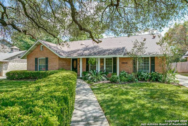 2918 Trailend Dr, San Antonio, TX 78209 (MLS #1475659) :: Alexis Weigand Real Estate Group