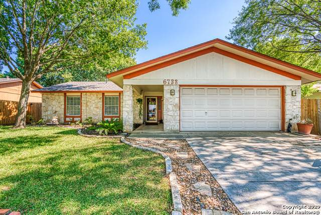 6738 Spring Garden St, San Antonio, TX 78249 (MLS #1475670) :: The Real Estate Jesus Team