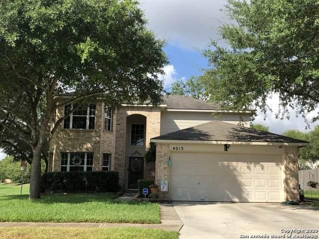 4013 Brook Hollow Dr, Schertz, TX 78154 (MLS #1475674) :: Carolina Garcia Real Estate Group