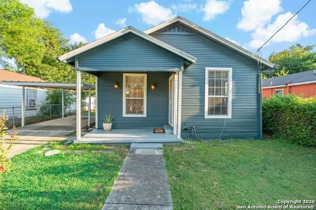 812 Jean St, San Antonio, TX 78207 (MLS #1475677) :: Alexis Weigand Real Estate Group